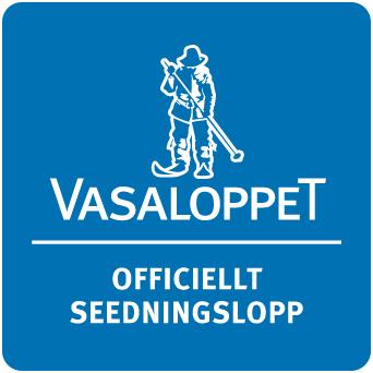 Officiellt seedningslopp för Vasaloppet