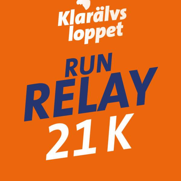 Run Relay 21K