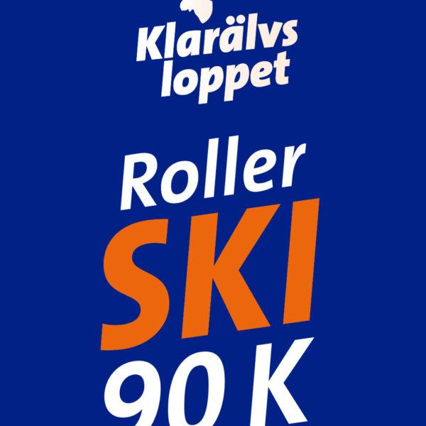 Roller Ski 90K