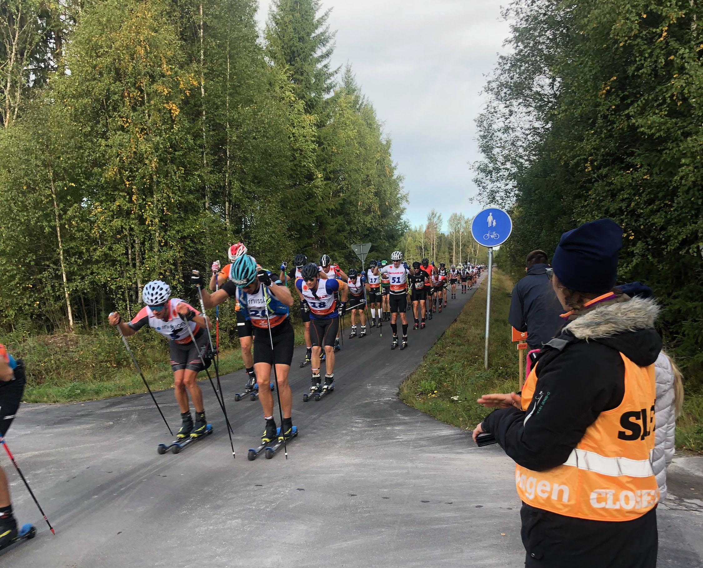 Klarälvsloppet Roller Ski 90K